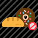 bread, low, diet, carb, food