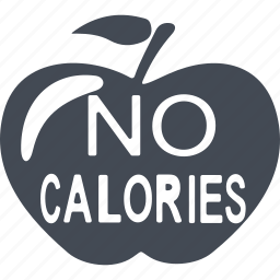 food, fruit, healthy eating, low-calorie food icon