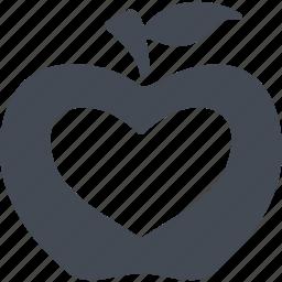 food, fruit, healthy, healthy eating, vegetable icon
