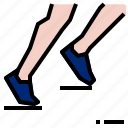 activity, running icon