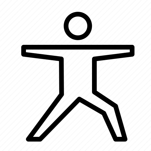 exercise, fitness, stretch, training, workout icon