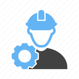 architect, engineer, settings, work icon