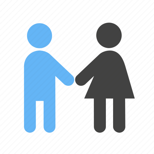 friendship, hands, holding, interaction icon