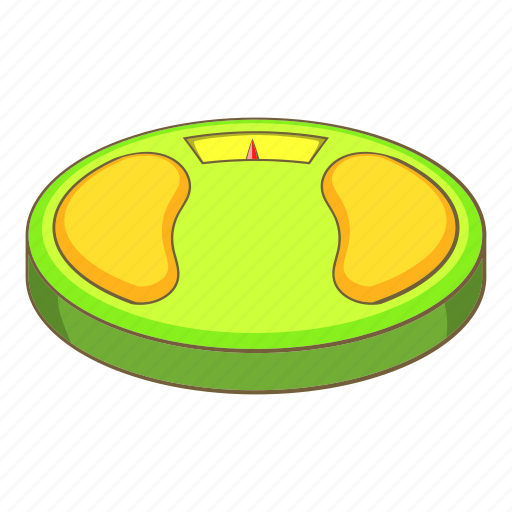 Cartoon, layout, loss, scales, sign, weight, weight loss icon - Download on Iconfinder