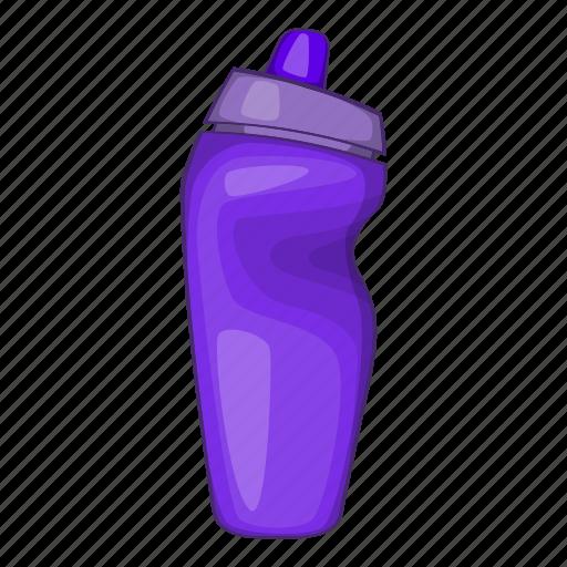 Cartoon, drink, energy, plastic, sport, sport bottle, water icon - Download on Iconfinder