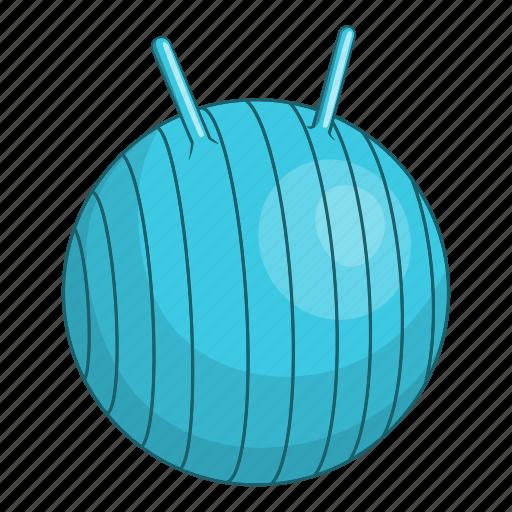 active, activity, aerobic, cartoon, child, children fitball, logo icon
