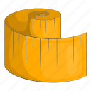 scale, object, sign, tape, measurement, centimeter, cartoon icon
