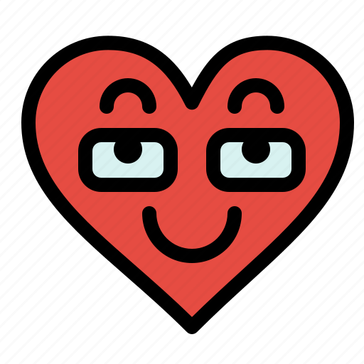 Emoji, favorite, heart, like, love icon - Download on Iconfinder