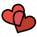 favorites, heart, love icon