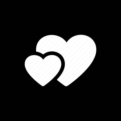 couple, heart, love, lovebirds, valentine icon
