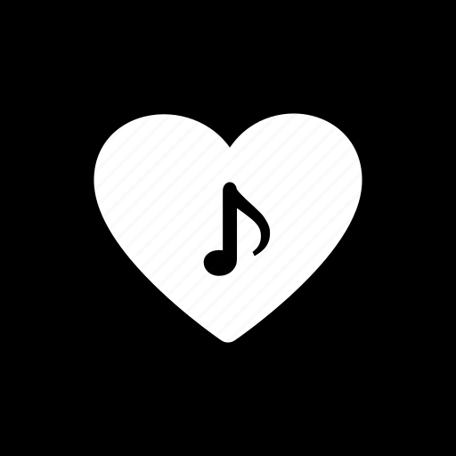 heart, lovemusic, lovesongs, valentine icon