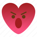 angry, bad, emoji, emotional