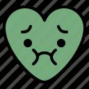 emoji, illness, nauseated, vomit