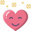 emoji, emotion, feeling, happy, heart, love, valentine