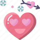 emoji, emotion, feeling, heart, love, romance, valentine