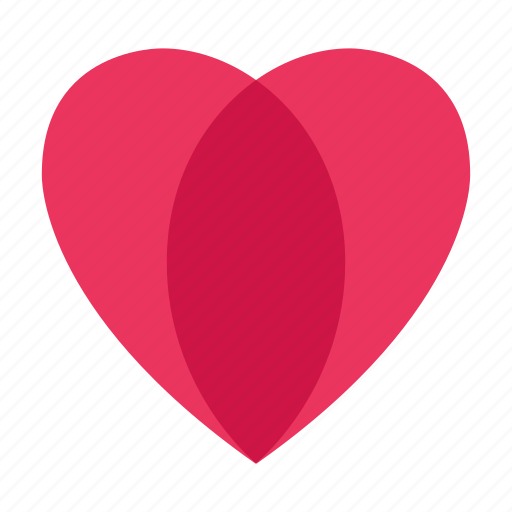 heart, love, lover, pink, valentine, wedding icon