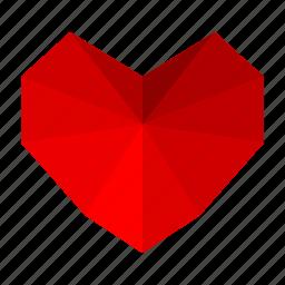 heart, love, lover, red, valentine, wedding icon