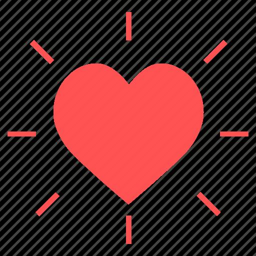 Favorite, heart, like, love, valentine, favorites, romance icon - Download on Iconfinder