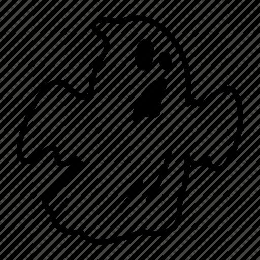 ghost, helloween, spirit icon