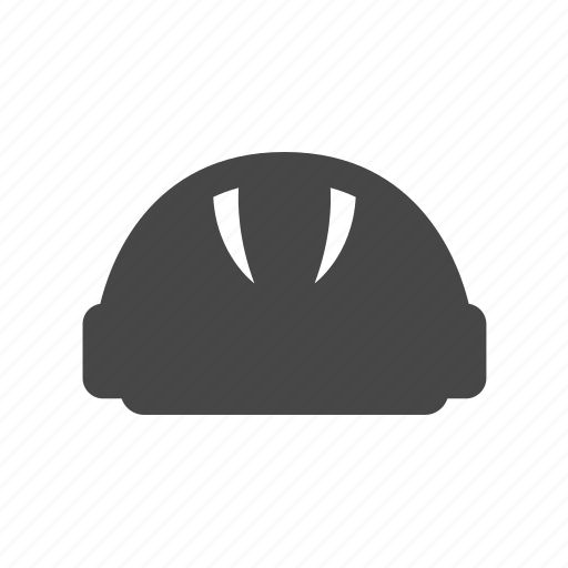 caution, construction, hardhelmet, helmet, safety icon