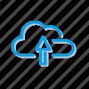 cloud, upload