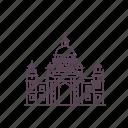 architecture, building, heritage, india, kolkata, memorial, victoria icon