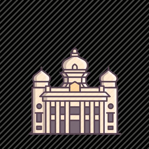 architecture, assembly, building, heritage, india, soudha, vidhana icon
