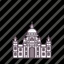 architecture, heritage, india, kolkata, memorial, structure, victoria icon