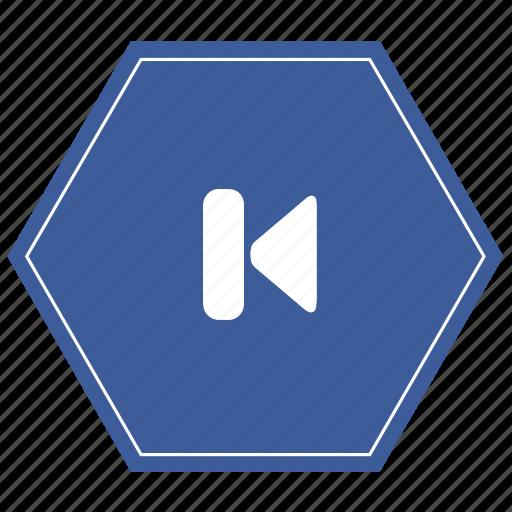 audio, back, control, move, preferences icon