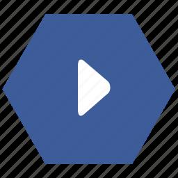 ipod, media, play, playbutton, radio icon