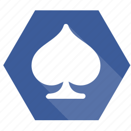 account, avatar, glasses, spades, sunglasses icon