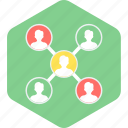 community, group, people, team, users icon