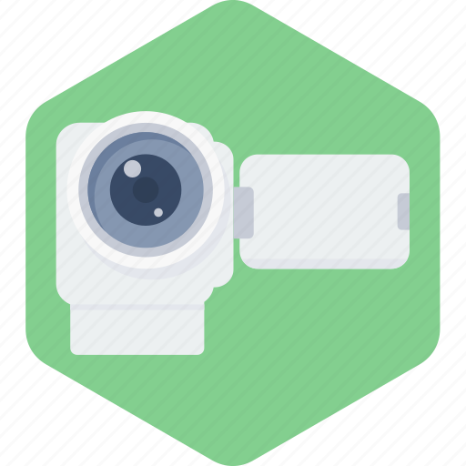 cam, camcorder, camera, handy, handycam, photography, recording icon