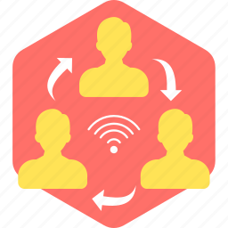 chat, communication, conversation, online, talk icon