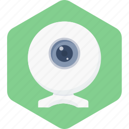 camera, cctv, web icon