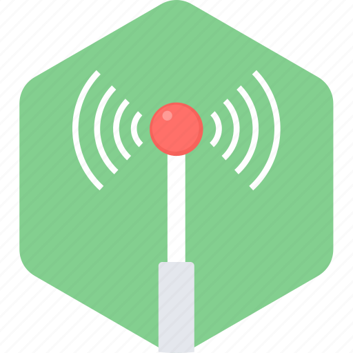 antenna, internet, network, web, wifi, wireless icon