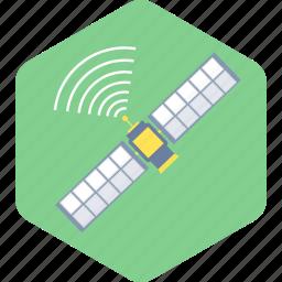 antenna, network, satellite, signal icon