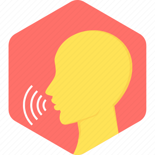 communication, message, speak, speaking, speech, words icon