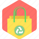 bag, eco, ecology icon