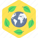ecology, environment, nature icon