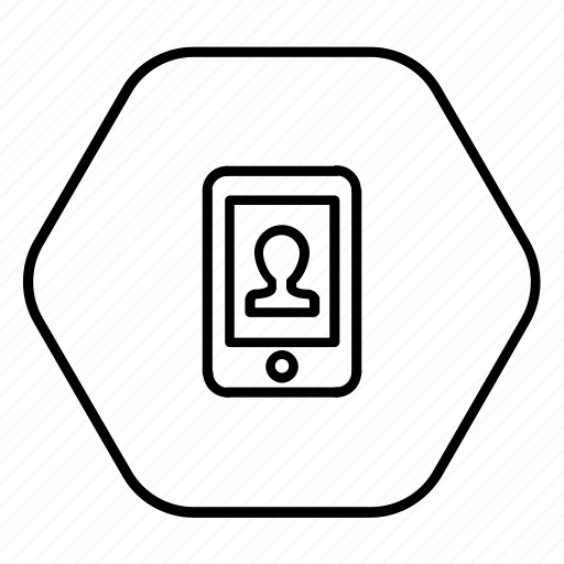 mobile phone, mobile phone user, mobile profile, smart phone user, user account, user avatar, user id icon