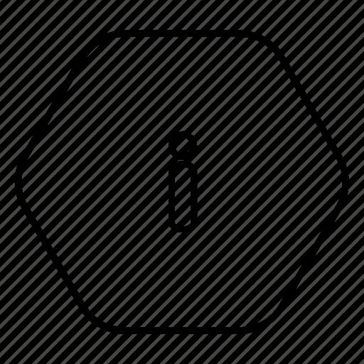 alert, phone icon