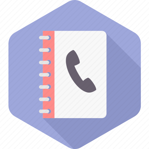 address, book, contact, contacts, phone, register, telephone icon