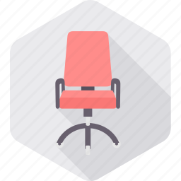 armchair, boss, bosschair, chair, furniture, home, office icon
