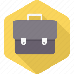 bag, briefcase, business, finance, financial, office, portfolio icon