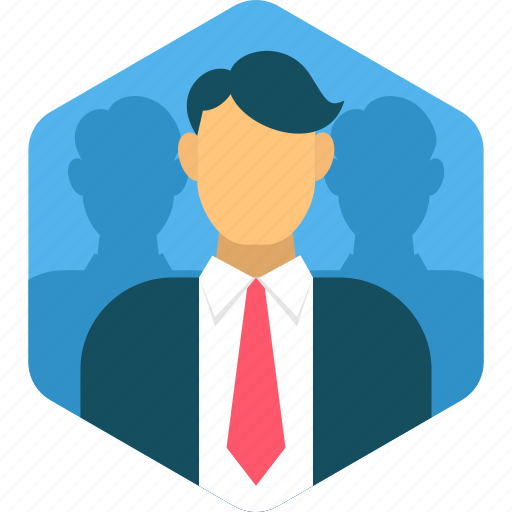 account, dashboard, group, leadership, people, profile, users icon