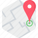 area, direction, gps, location, map, navigation icon