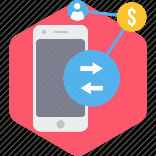 app, banking, communication, digital, media, mobile, smartphone icon