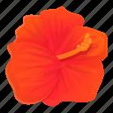 garland, hibiscus, leaf, floral