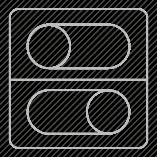 control, file icon